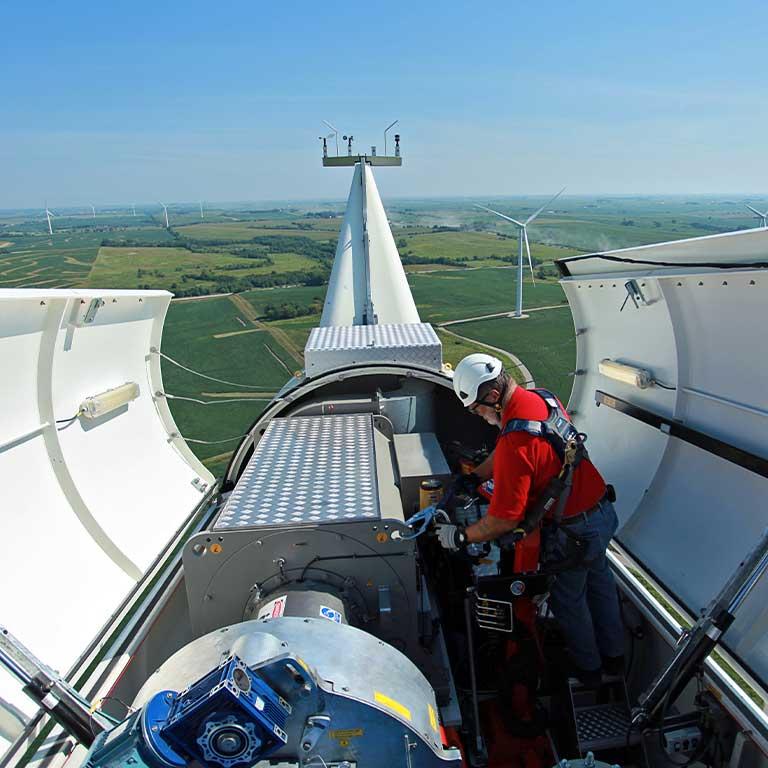 Adams County Turbine Nacelle Mobile Size