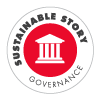 Sustainable Story Icon - Governance
